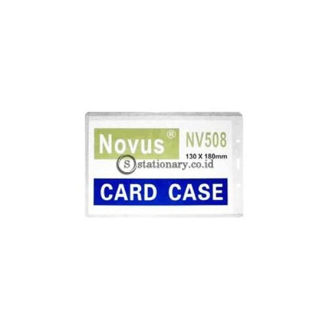 Novus Card Case Nv-508 (13 X 18 Cm) Office Stationery