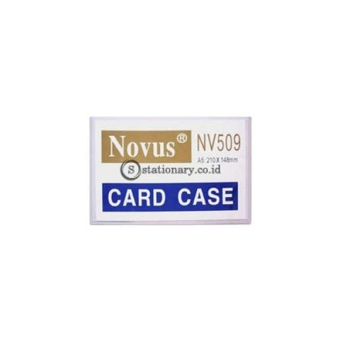 Novus Card Case Nv-509 (13 X 18 Cm) A5 Office Stationery