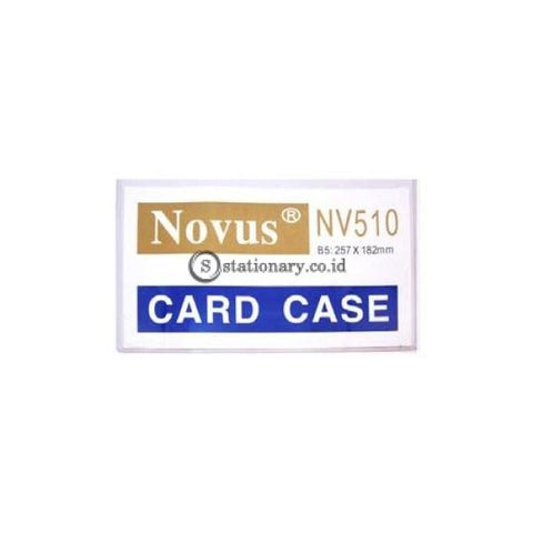 Novus Card Case Nv-510 (25.7 X 18.2 Cm) B5 Office Stationery