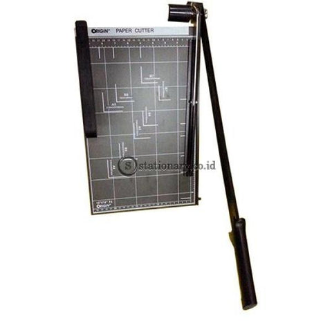 Origin Paper Cutter F4 Dark Grey Pcc-F4R Office Stationery