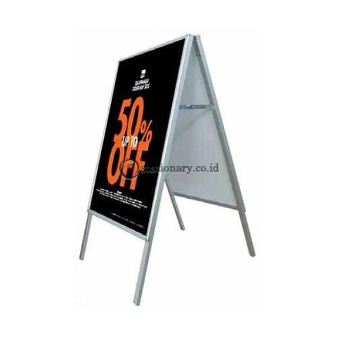 Papan Promosi A Stand Digital & Display