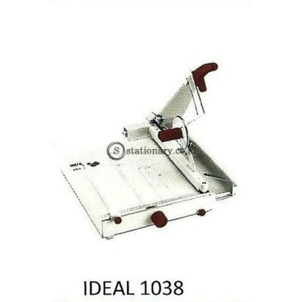 Paper Cutter Ideal 1038 Office Equipment