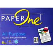 Paper One Kertas Hvs A4 80 Gsm All Purpose Office Stationery