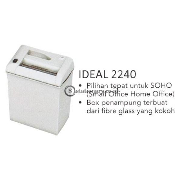 Paper Shredder Ideal 2240Cc (3 X 25Mm) Office Equipment