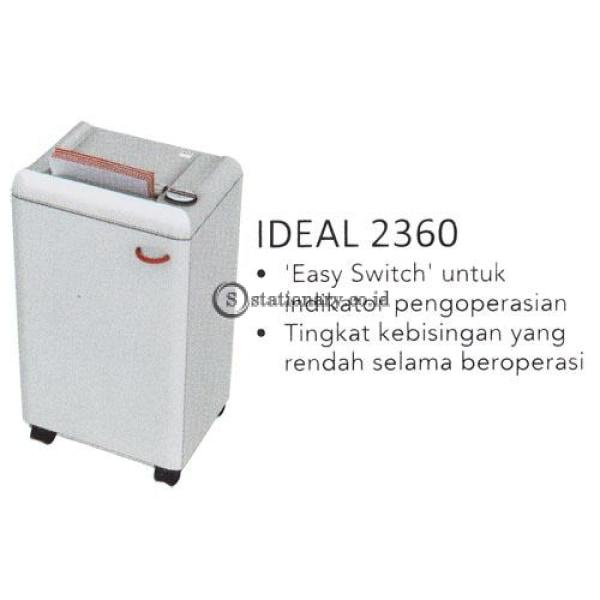 Paper Shredder Ideal 2360 (4Mm) Office Equipment