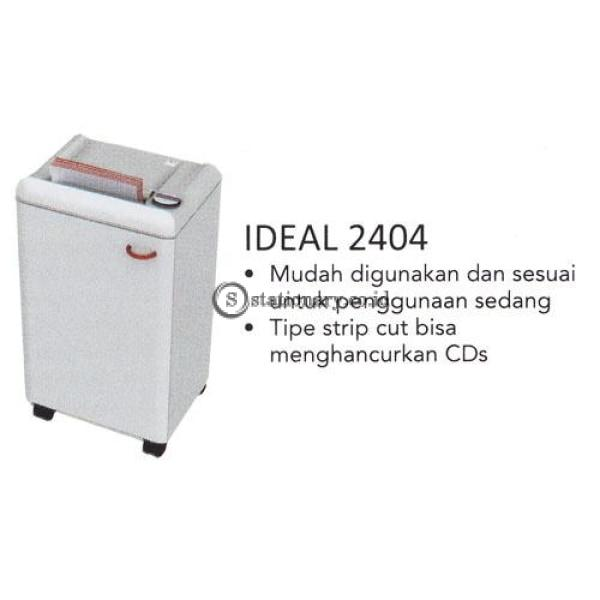 Paper Shredder Ideal 2404 (2 X 15Mm) Office Equipment