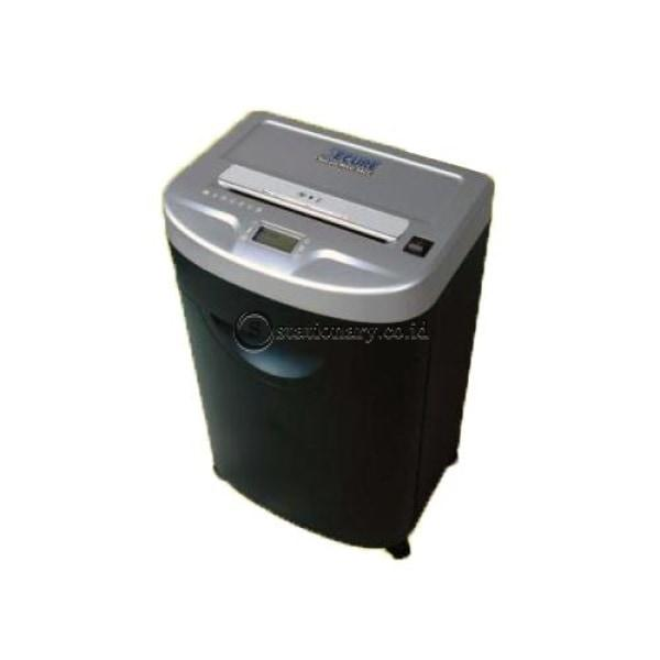 Paper Shredder Secure Maxi 34Ccm Office Equipment