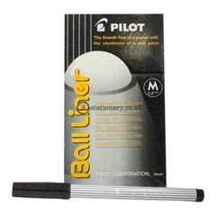 Pilot Ballpoint Ball Liner 0.8Mm Office Stationery