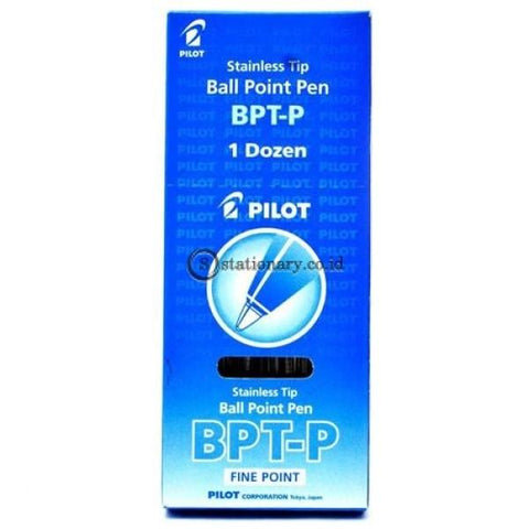 Pilot Ballpoint Pen Fine Point Bpt-P Office Stationery