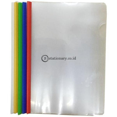 Pixel File Holder With Rail A4 Office Stationery Promosi