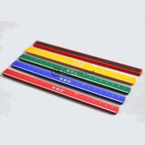 Pixel Magnet Bar Penggaris 30 Cm Office Stationery Promosi