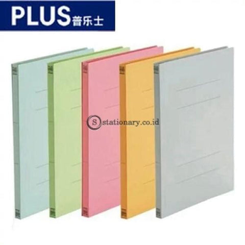 Plus Flat File A4 Sapphire Green Office Stationery Promosi