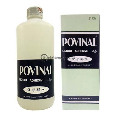 Povinal Lem Cair 500Ml Office Stationery