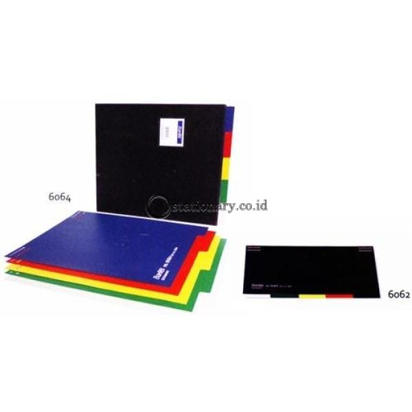 Pp Color Divider For Computer File 6064 Bantex Office Stationery
