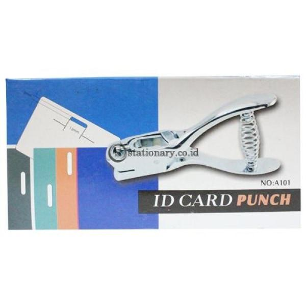 Punch Pembolong Id Card Office Stationery