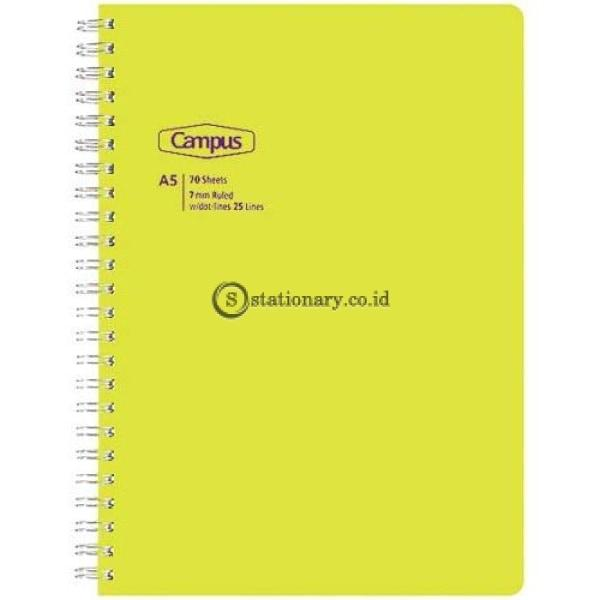 Ring Notebook 7Mm A5 Kokuyo S-Ts37At Ring-Notebook-S-Ts37At-Light-Blue Office Stationery