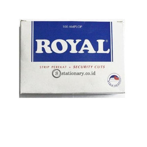 Royal Amplop Putih No 104 Office Stationery