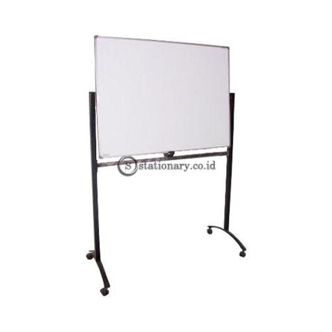 Sakana Papan Whiteboard Kaki Single Face (1 Muka) 90 X 180 Cm Office Equipment