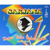 Sarjana Kapur Tulis Warna Office Stationery