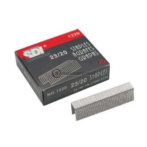Sdi Isi Staples 23/20 No 1220 Office Stationery
