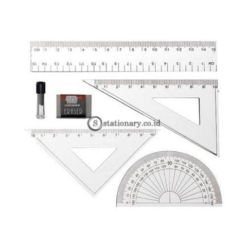 Sdi Jangka Compass Set 0602A Office Stationery