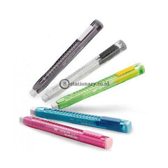 Sdi Penghapus Pensil Autolock Eraser + Refill (Dust Free) Gpe-25Vp Office Stationery