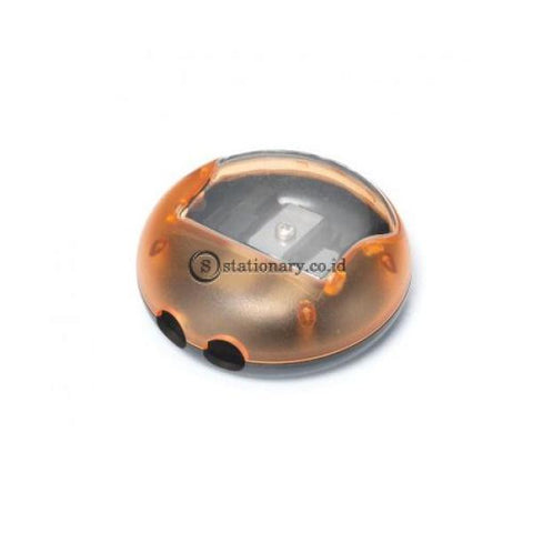 Sdi Sharpener ( Two Holes ) Translucent #0133 Office Stationery