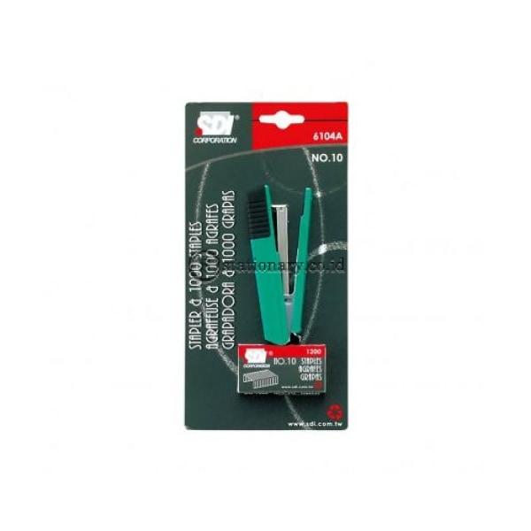 Sdi Stapler Set 6104 No.10 Office Stationery