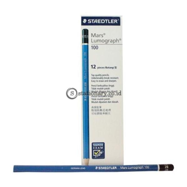 Staedler Pensil 2B Office Stationery
