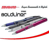 Standard Ballpoint Boldliner Pro 0.8Mm Office Stationery