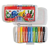 Titi Crayon Oil Pastel 12 Warna Ti-P-12S Office Stationery