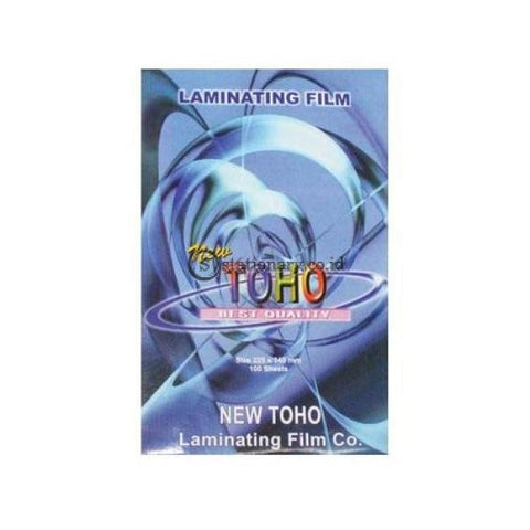 Toho Plastik Laminating Folio / F4 Office Stationery