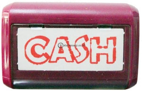 Trodat Stempel Printy Cash 3911 Office Stationery