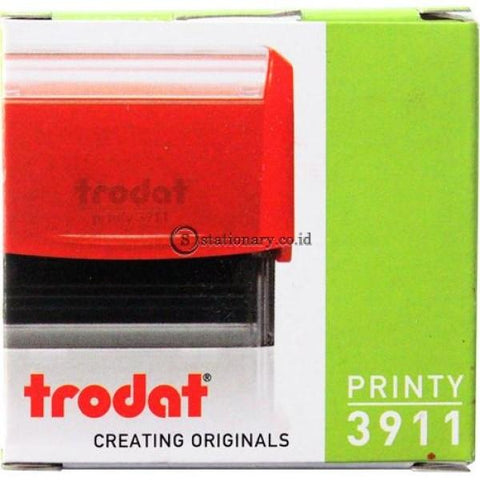 Trodat Stempel Printy Received 3911 Office Stationery