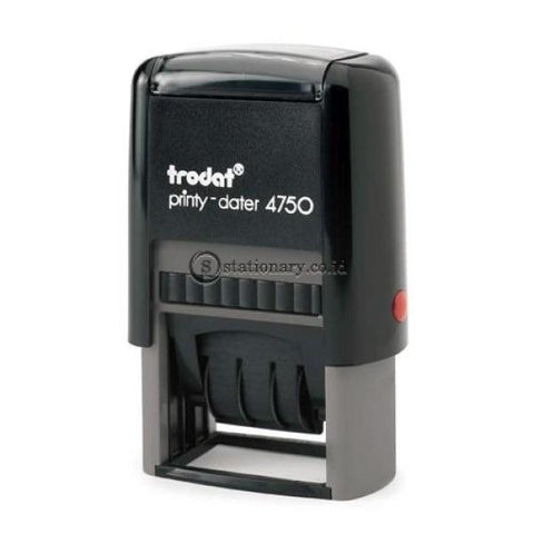 Trodat Stempel Tanggal Printy Dater Paid 4750 Office Stationery
