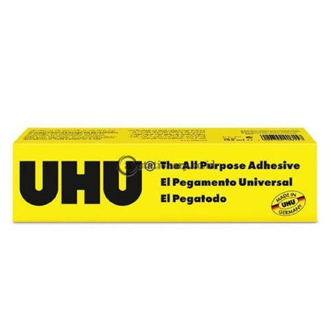 Uhu Lem Cair Glue All Purpose Adhesive 35Ml Office Stationery