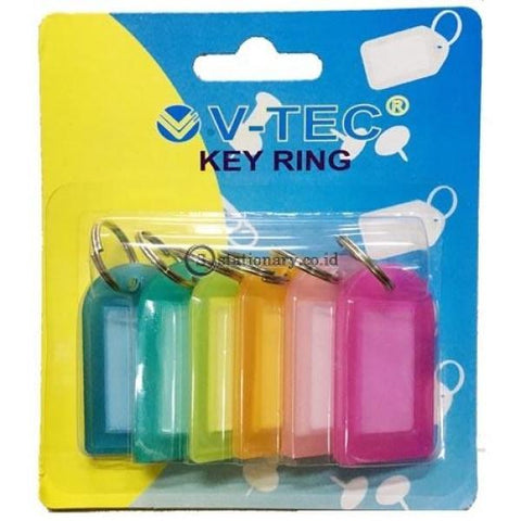 V-Tec Gantungan Kunci Key Ring Vt-1001 Office Stationery