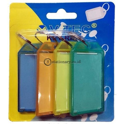 V-Tec Gantungan Kunci Key Ring Vt-1002 Office Stationery