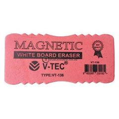 V-Tec Magnetic Whiteboard Eraser Vt-136 Office Stationery Promosi