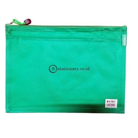 V-Tec Zipper Bag 2 Sap Vt-Zb/a4 Office Stationery