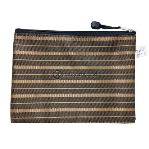 V-Tec Zipper Bag Document Type 1533-A5 Office Stationery