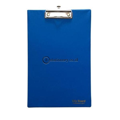 Yushinca Clipboard Folio C-317 Orange Office Stationery