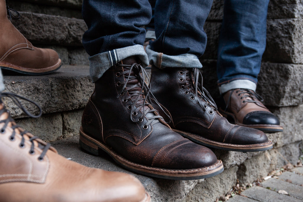The White's Custom Boot - Mannan & Renz