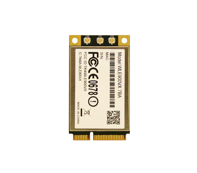 WLE900VX-I - Industrial Grade 2.4/5GHz 3×3 MIMO 802.11ac Wave 1 WiFi Module