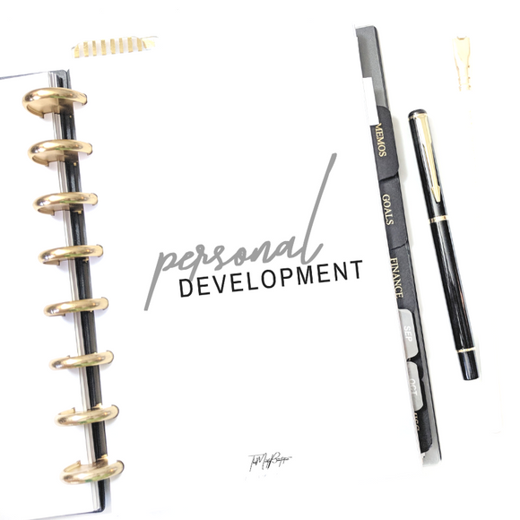 Personal Development Bundle Inserts