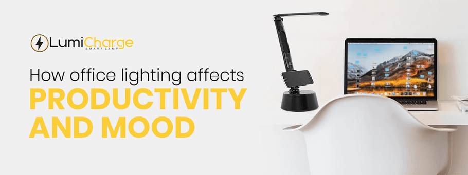 How Office Lighting Affects Productivity and Mood