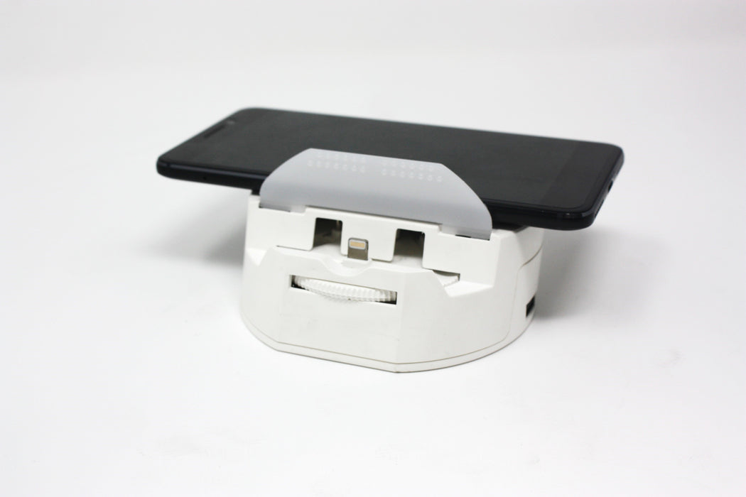 Universal Phone Dock - Charge iPhone or Any Brand Phone--Lumi/UniDock