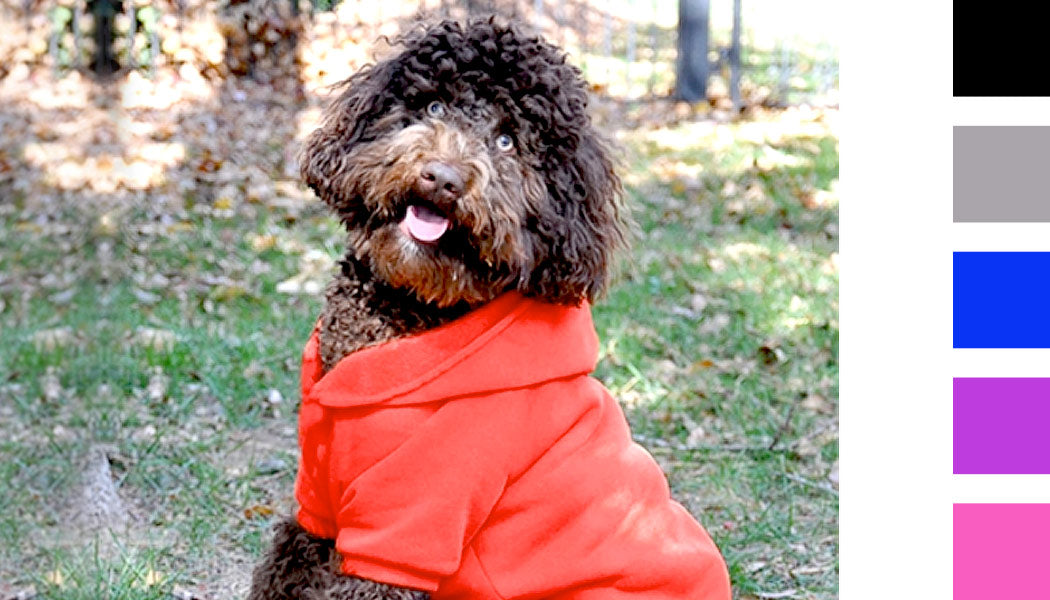 Flex Fit Hoodies for Dogs