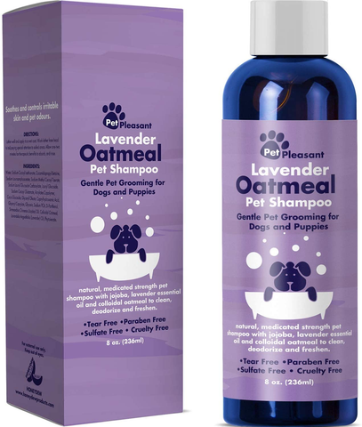 HoneyDew Colloidal Oatmeal Dog Shampoo.png