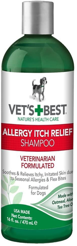 Vet's Best Allergy Shampoo